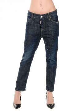 Jeans in Cotone Stretch 17 cm