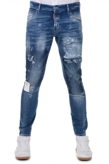 Denim Stretch SEXY TWIST Jeans 16 cm
