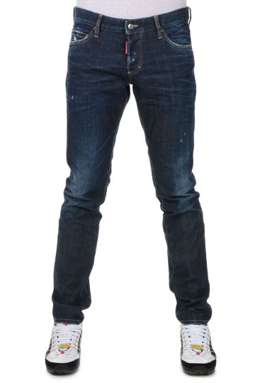 Jeans SLIM in Denim 17 cm