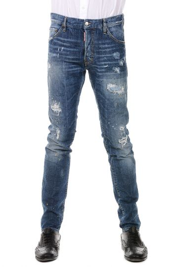 Stretch Denim COOL GUY Jeans 16 cm