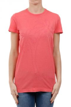 LIZA FIT Relief Palm Jersey T-Shirt