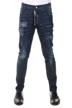 Stretch Denim CLASSIC KENNY Jeans 16 cm