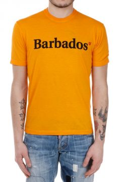 T-shirt BARBADOS In Cotone