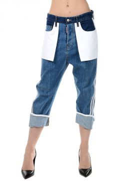 Stretch Denim KAWAII Jeans 18cm