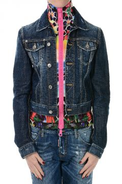 Denim stretch Jacket