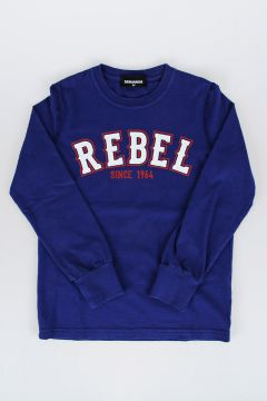 REBEL Cotton T-shirt