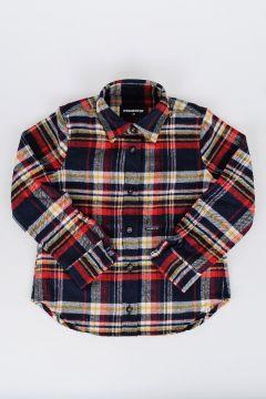 Camicia in Misto Cotone