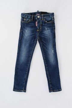Stretch Denim M/WAIST TWIGGY Jeans