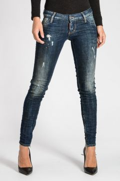 10cm Stretch denim SKINNY Jeans
