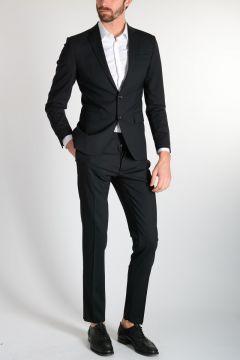 Virgin Wool Stretch PARIS Suit