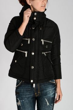 MISTY MOUNTAINS Hooded Down Jacket