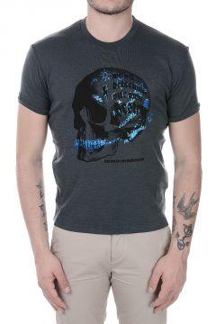 T-shirt Manica corta in Lana Vergine