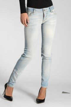 Stretch Denim COOL GIRL Jeans 13 cm