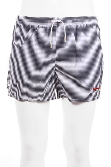 Nylon Swim Shorts striped