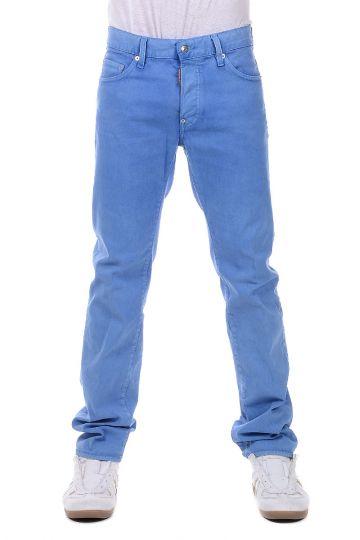 Pantalone DEAN JEAN In Cotone Stretch 18 CM