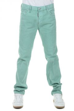 Pantalone DEAN in Cotone Stretch 19 cm