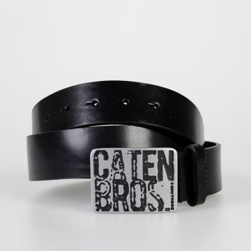 CATEN BROS 40 mm Leather Belt