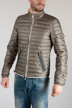 Reversible PORO-ERRE Down-Jacket