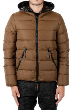 Nylon DIONISIO Zipped Down Jacket