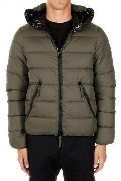 Hooded DIONISIO Down Jacket