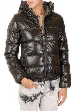 Reversible Floral Printed THIA ERRE down Jacket