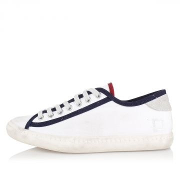 """Sneakers """"Tender Low Military"""" in tessuto"""