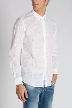 Cotton Embroidery PAUL Shirt