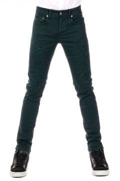 Jeans KEITH in Denim Stretch 16 Cm