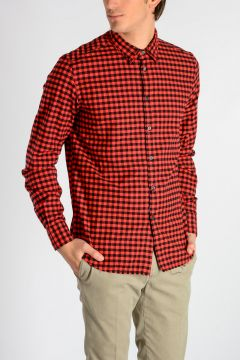 Red/Black Checked Shirt