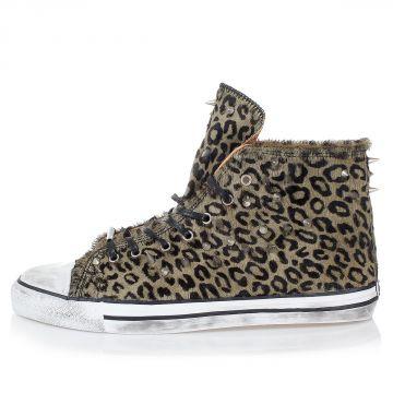 Sneakers in Pellicia