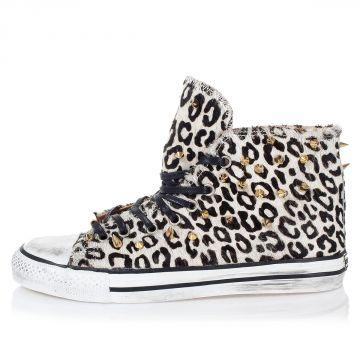 Fur Sneakers Shoes