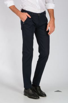 Pantaloni in Velluto Millerighe Stretch