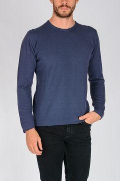 Extrafine Merino Wool Crewneck Sweater