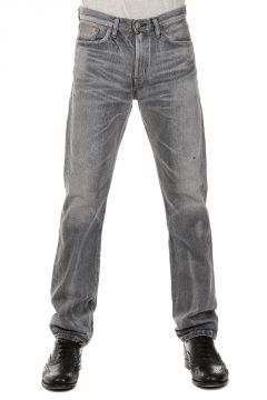 19 cm REGULAR TAPERED Stretch Denim Jeans