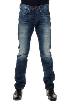 Jeans Relaxed Fit in Denim 19 cm