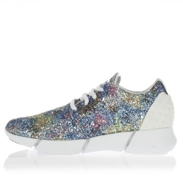 Sneakers Glitter ALY CIELO Stringate