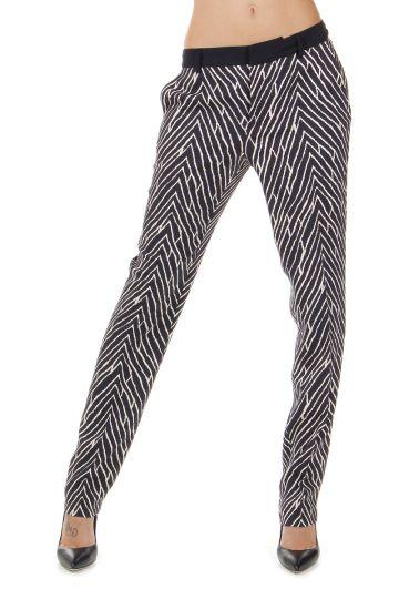 Pantalone Elasticizzato Stampato