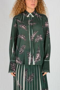 Camicia in Seta Mista