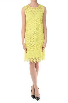 Laced Tunic Dress
