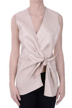 Silk Cotton Gilet