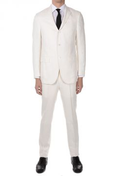 Silk and Linen Suit