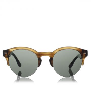 COUTURE Sunglasses with Wood & Buffalo Horn arm