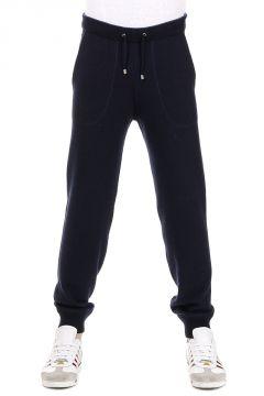 Pantalone Jogger in Cashmere e cotone