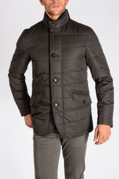 Nylon Padded Down Jacket