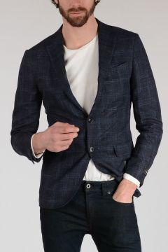 Linen Silk Wool FIREN Blazer