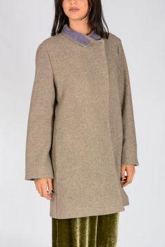 Yack Wool Peacoat
