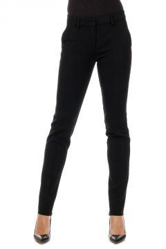Pantalone in Lana Stretch