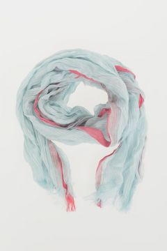 Silk & Cotton BRANDON Foulard 175x65cm
