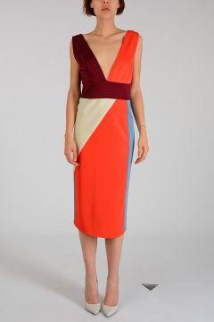 Stretch Fabric Dress