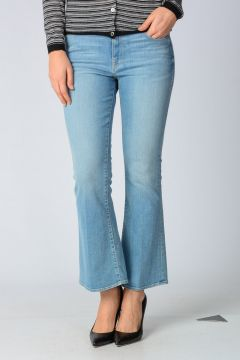 25cm INEZ Stretch Denim Jeans